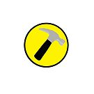 Captain Hammer logo by Jarriet