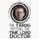 John Hurt as The Doctor by jammywho21