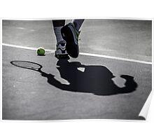 Rafa's Shadow Poster