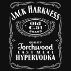 Jack Harkness Hypervodka (white) by cubik