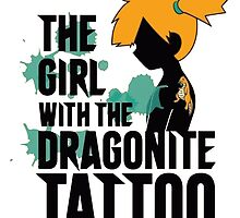 The Girl with the Dragonite Tattoo  by Jclsoc12