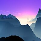Forever Mountains by Hugh Fathers
