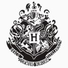 Hogwarts Crest by Harry Martin