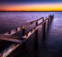 Cleveland Point Jetty by MikeAndrew