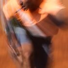Rafa in Motion by barrach