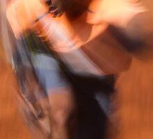 Rafa in Motion by barrach