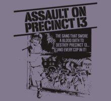 assault on precinct 13 by BungleThreads