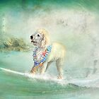 Lil&#x27; Surfer Dude by Trudi&#x27;s Images