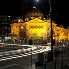 Flinders Street Station 3 by Davisoncraig