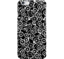 Pile of White Bicycles iPhone Case/Skin