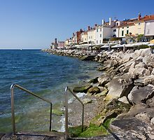 A Day On the Slovenian Coast by Emmeci74