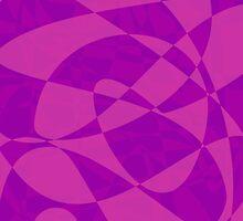 Purple Stream by masabo