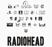 Radiohead Instructions by Aaran225