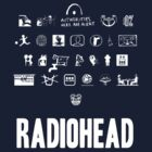 Radiohead Instructions -White by Aaran225