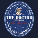 The Doctor 5th by superedu