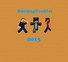 Burningcookies 2013 iphone/ipod case by Burningcookies