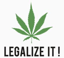 Legalize It! by BrightDesign