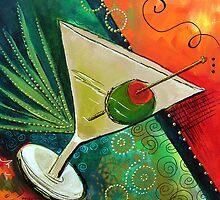 MARTINI OLIVE by Dottie Cooper-Katz
