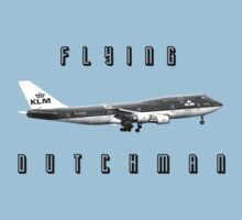 KLM flying dutchman by cullano