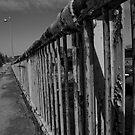 Old Rail by Jason Lee Jodoin