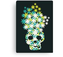 The skull. Canvas Print