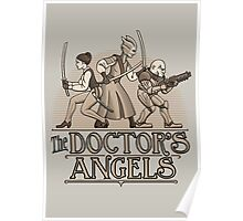 The Doctor's Angels Poster