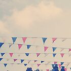 Seaside Bunting by RH-prints
