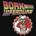 Bork Ter Der Ferdure by ZugArt