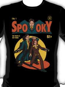 Spooky Comic T-Shirt