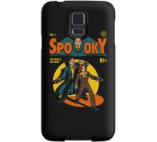 Spooky Comic Samsung Galaxy Case/Skin