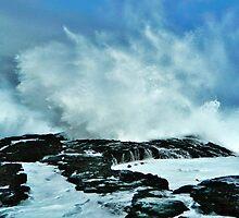The BIG Splash by Randy Richards