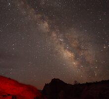 Milky Way Over Mesa Arch by outcast1