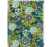 Skulls in the garden. iPad Case/Skin