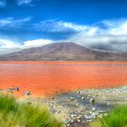 Lake Colorada, Bolivia by Unwin Photography