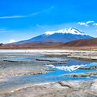 Lake Chiarkota, Bolivia by Unwin Photography