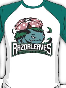 Univ. of Celadon City Razorleaves T-Shirt