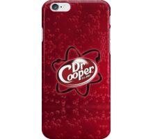 Dr. Cooper iPhone Case/Skin