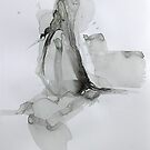 Untitled 2- Paper Round Series by Richard Sunderland