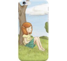 Being Katharine Hepburn iPhone Case/Skin