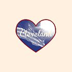 Cleveland 89 by Emily Beal