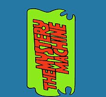 Mystery Machine phonecase - Scooby Doo by meglauren