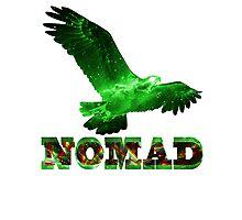 Patriotic Nomad Photographic Print