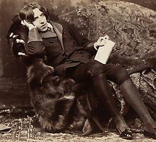 Oscar Wilde by TilenHrovatic