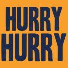 HURRY HURRY!  (Denver Broncos, Peyton Manning) by tmiller9909
