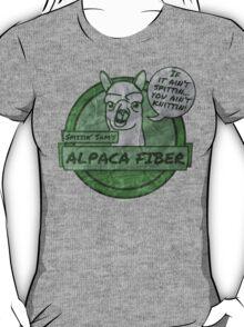 Spittin Sam - Green T-Shirt