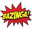 Bazinga! by Harry Martin