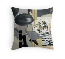 which bomb, which war, which victims today Throw Pillow