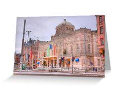 Kungliga Dramatiska Teater Greeting Card