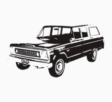 1974 Jeep Wagoneer Kids Clothes