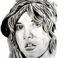 Stevie Nicks by StuJH88